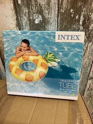Intex Inflatable Pineapple Tube/ring • 9.99£
