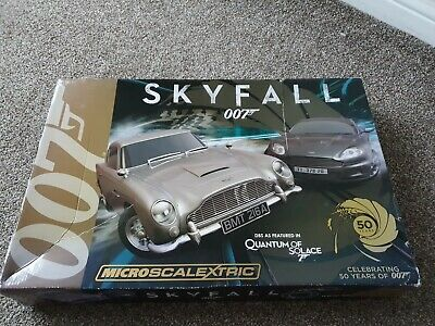 Skyfall 007 Micro Scalextric • 25£