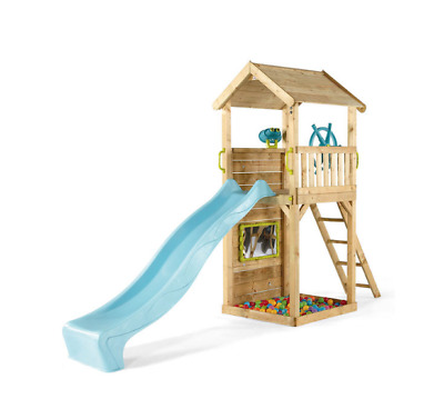 Plum Lookout Tower Wooden Climbing Frame (3+ Years) • 579.99£