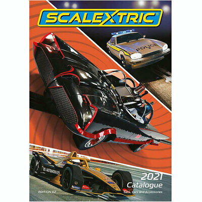 Scalextric 2021 Catalogue C8186 • 6.95£