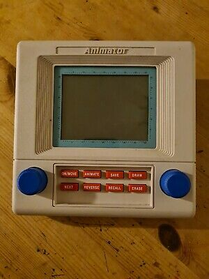 Vintage Retro Animator Etch A Sketch Toy • 4.43£