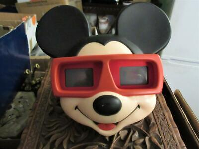 Vintage DISNEY MICKEY MOUSE 3D VIEW-MASTER! • 16.01£