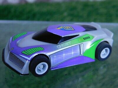 12V HORNBY MICRO Scalextric Ghost Concept Car ~ Excellent Working Condition • 7.99£