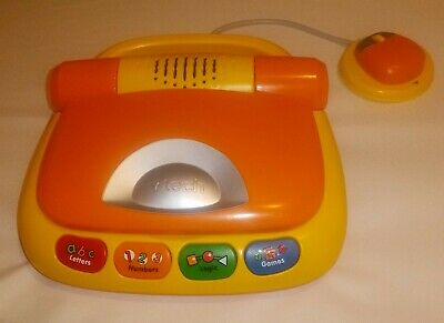 Vtech My Laptop Pre School 3-6 Years, Educational Hardly Used  • 14.90£