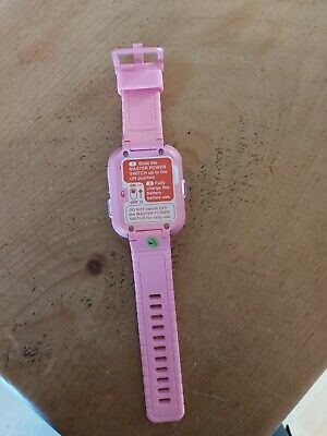 VTech Kidizoom DX2 Smart Watch - Pink )used But Only A Few Times. Unboxed • 15£