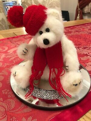 🦋 Ty Attic Treasures Beanie Babies Peppermint Jointed Bear No Tags 1993🦋 • 0.99£