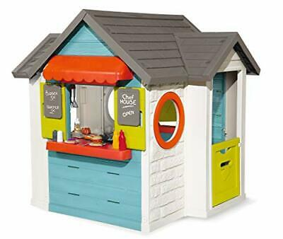 Smoby - Chef House - Playhouse 1.3m Tall, 7600810403 • 365.31£