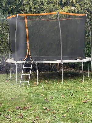Outdoor 14ft Trampoline For Sale (pickup Only) Ealing, W5 • 60£