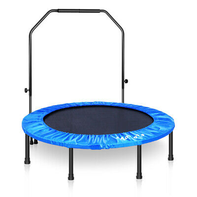 48  MOVTOTOP 4FT Mini Trampoline Outdoor Sports Kids Toy Fitness Trainer Home • 64.63£