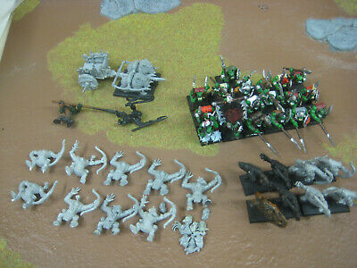 Warhammer Assorted Orcs X36 + Chariot Set 2 • 33£
