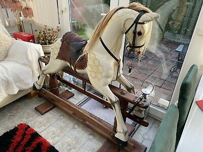 Millennium Limited Edition Rocking Horse Serial No 171 Out Of 500 In The World • 500£