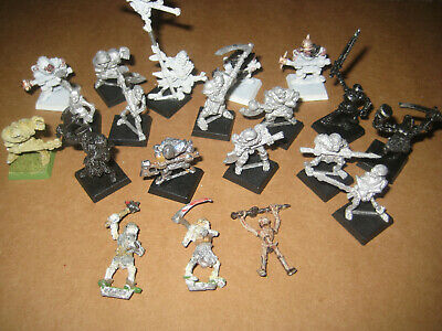 Warhammer OOP Vampire Counts  Metal Skeletons X20 • 60£