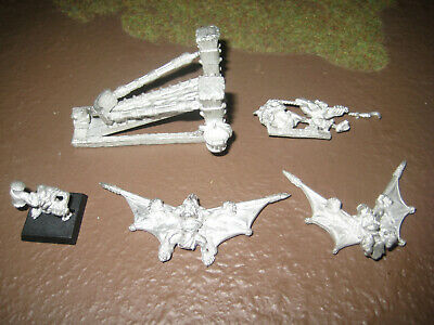 Warhammer Metal Orc And Goblin Doom Diver • 30£