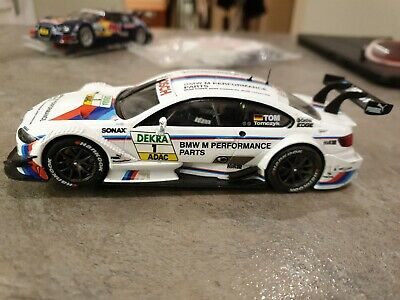 Carrera Bmw M3 DTM 1/32  Immaculate Like Scalextric Ninco Slot Car • 29.99£