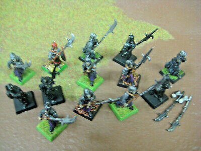 Warhammer OOP  Metal Undead Vampire Counts Grave Guard X13 • 40£