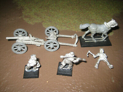 Warhammer OOP Metal Dogs Of War Galloper Gun • 35£
