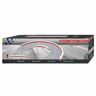 CARRERA  Scalextric Compatible Tyre Wall • 39.99£