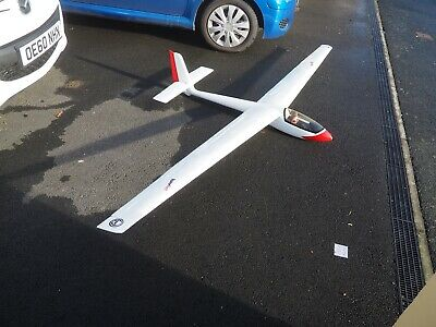 Large Scale Glider 3 Meter Wingspan All Servos • 50£