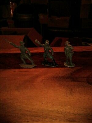 Lone Star A.C.W Confederate Toy Soldiers. • 2.50£
