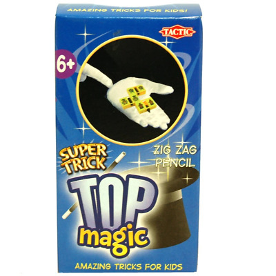 Top Magic Super Tricks (Blue) • 3.23£