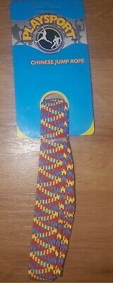Red Chinese Jump Rope. BNWT • 1.50£