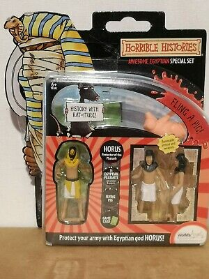 Horrible Histories Awesome Egyptian Special Set, BNIB • 4.49£