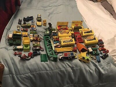 Job Lot Of Vintage Toy Cars Some New In Boxes • 15£
