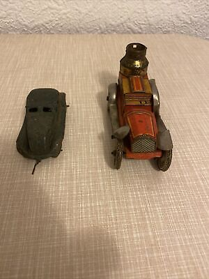 Vintage Toy Cars • 12.50£
