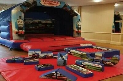 Bouncy Castle Inflatable Package  • 1,200£