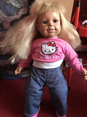 Smoby Rosie Doll • 8.99£