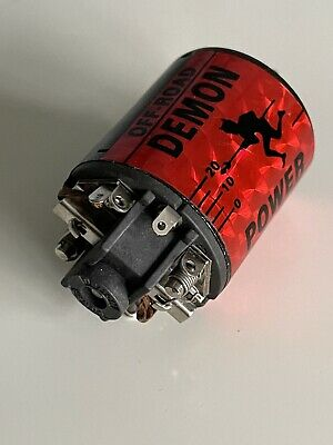 Demon Power Modified Double Wind Motor Rc (New) • 40£