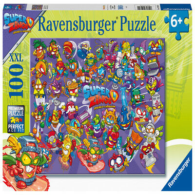 Ravensburger SuperZings XXL Puzzle - 100 Pieces • 9£