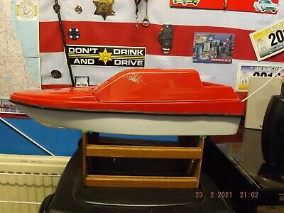 Club 500 Racing Boat Ready To Go Just Add Water  • 21£
