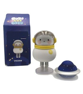 Bobo And Coco By Pop Mart, Spaceman Series. Collectible Toy. Blind Box • 2.20£