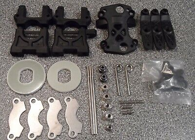 ANSMANN DEUCE N VARIOUS PARTS Inc Brake & Centre Diff Mounts (R2) (Nitro Version • 4.99£