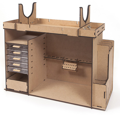 Occre Portable Workshop Cabinet Workstation 19110 • 59.99£