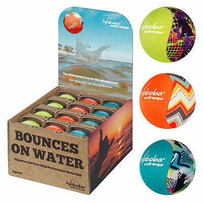 Waboba Extreme Water Bouncing Ball Outdoor Pool Party Game Birthday Gift • 7.15£
