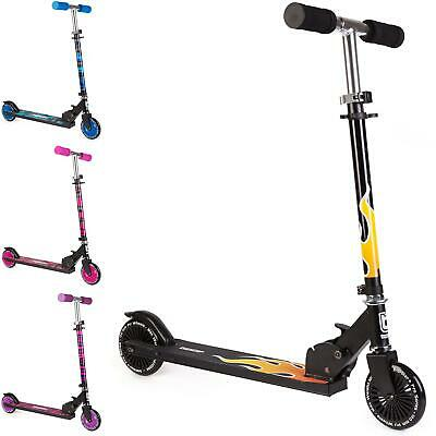 Bopster - 2 Wheeled Folding Kids Children's Street Push Scooter New • 34.99£
