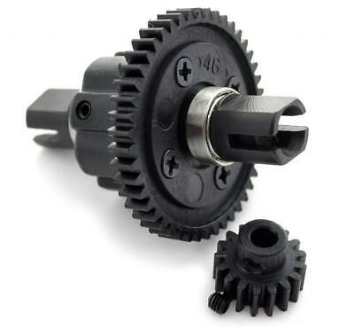 Kyosho Inferno GT2 VE BL CENTER DIFFERENTIAL SPUR GEAR 18T PINION GEAR KYO30937B • 28.50£
