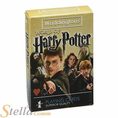 Waddingtons Number 1 Harry Potter Playing Cards • 3.79£