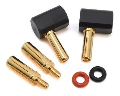 Yeah Racing 4mm & 5mm Bullet Angled Connector Set [YEAWPT-0121] • 5.36£