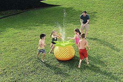Bestway Pineapple Water Sprinkler Sprayer Childrens Inflatable Garden Outdoor • 8.99£