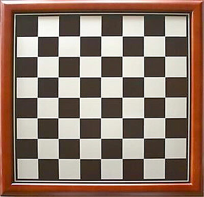 NEW Traditional Wood Timber Framed Chess Board 35cm • 44.33£