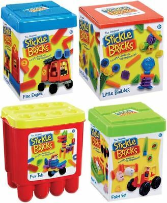 Stickle Brick Sets - 4 Different Sets To Choose From! • 17.99£