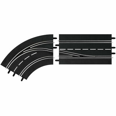 CARRERA 30362  Lane Change Curve Left In To Out - Track • 39.95£