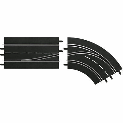 CARRERA 30364  Lane Change Curve Right In To Out - Track • 39.95£