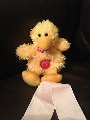Small Yellow Dick Squeeze His Tummy And He Soft Toy • 2.99£