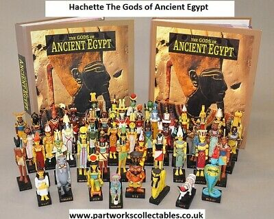 Hachette The Gods Of Ancient Egypt • 12.99£