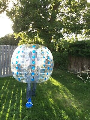 13X Zorb Suits Bubble Football Zorb Balls Full Size 1.5m Commercial Grade • 1,050£