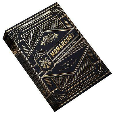 Theory 11 Blue Monarchs Premium Playing Cards • 10.99£